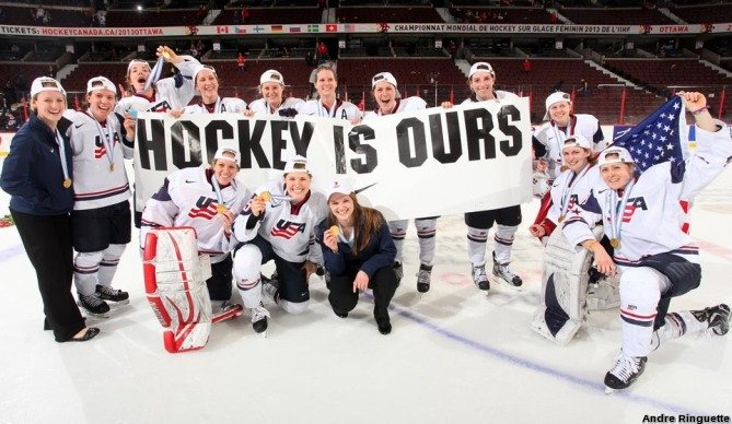 2013 IIHF Ice Hockey Women's World Championship