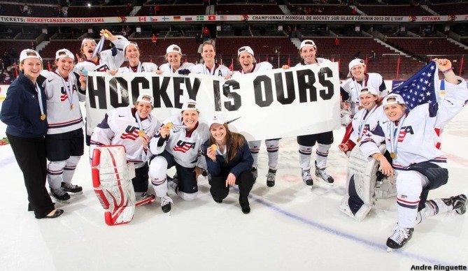 2013 IIHF Ice Hockey Women's World Championship