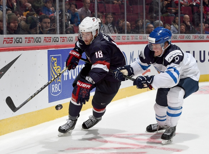 (Photo by Richard Wolowicz/HHOF-IIHF Images)