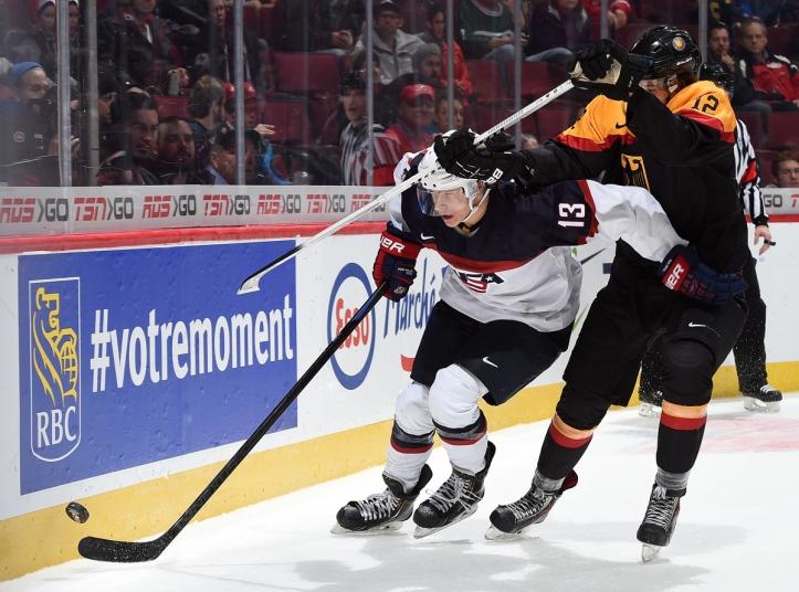 (Photo by Richard Wolowicz/HHOF-IIHF Images)